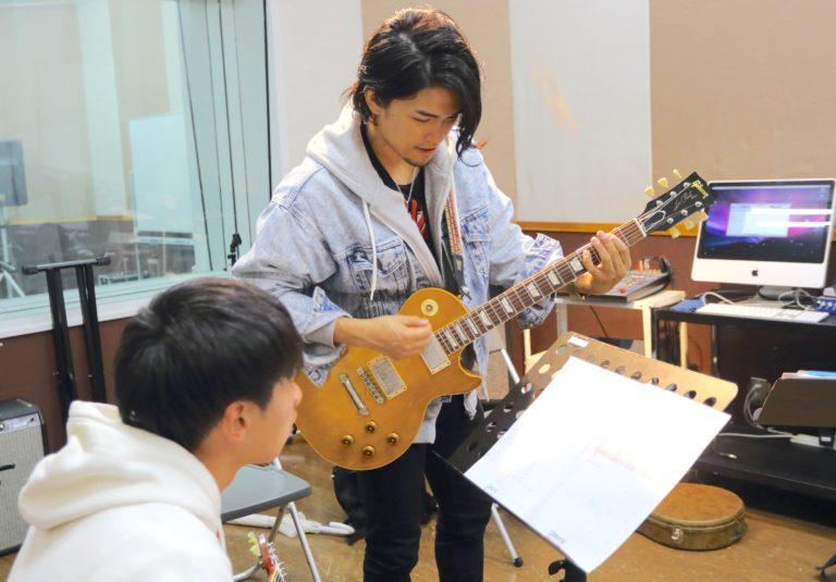 ギターレッスン